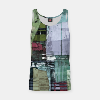 Thumbnail image of Broken building Tank Top, Live Heroes
