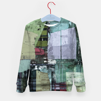 Broken building Kid's sweater thumbnail image