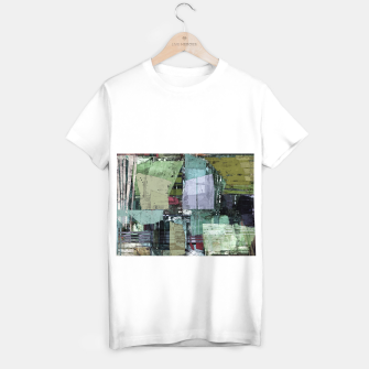 Miniatur Broken building T-shirt regular, Live Heroes
