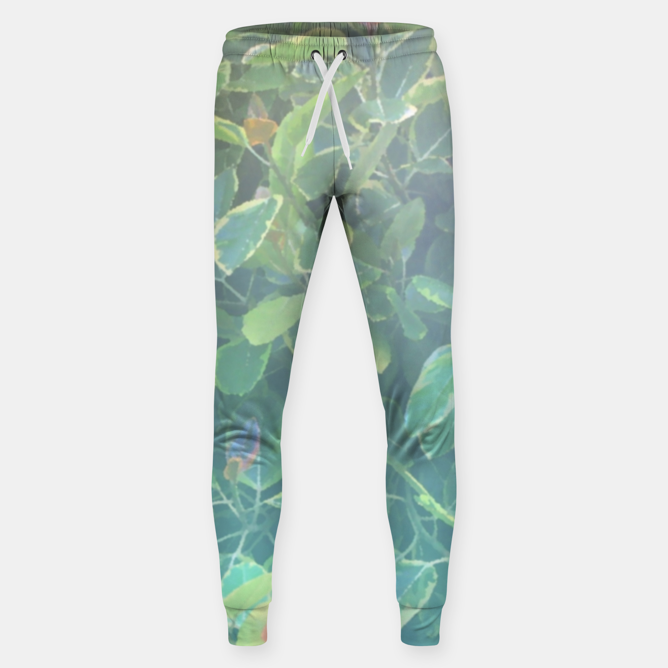 Image of foliage_ficus benghalensis variegated Sweatpants - Live Heroes