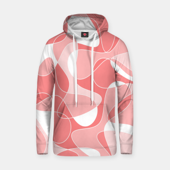 Miniature de image de Abstract pattern - pink. Hoodie, Live Heroes
