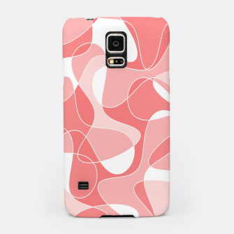 Thumbnail image of Abstract pattern - pink. Samsung Case, Live Heroes