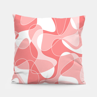 Miniature de image de Abstract pattern - pink. Pillow, Live Heroes