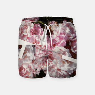 Thumbnail image of Flower Power  Badeshorts, Live Heroes