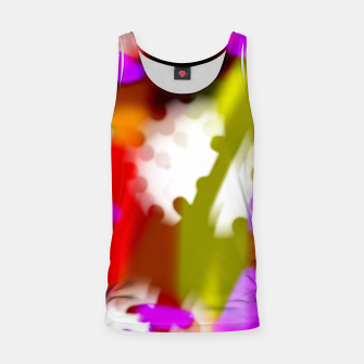 Thumbnail image of Redroselifesigns Tank Top, Live Heroes