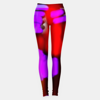 Thumbnail image of Redroselifesigns Leggings, Live Heroes