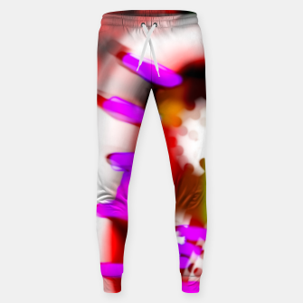 Thumbnail image of Redroselifesigns Sweatpants, Live Heroes