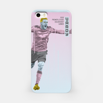 Thumbnail image of Golden Booter - Vardy Third Kit Variant iPhone Case, Live Heroes