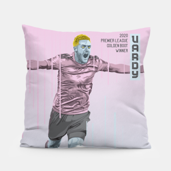 Miniature de image de Golden Booter - Vardy Third Kit Variant Pillow, Live Heroes