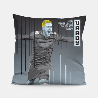 Miniature de image de Golden Booter - Vardy Away Variant Pillow, Live Heroes