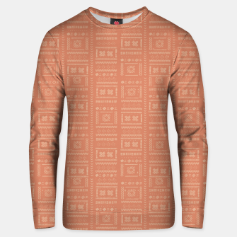 Thumbnail image of Bohemian Oriental Traditional African Moroccan Style Pattern Unisex sweater, Live Heroes