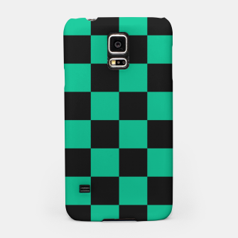 Thumbnail image of Tanjiro Pattern Samsung Case, Live Heroes