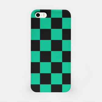 Miniature de image de Tanjiro Pattern iPhone Case, Live Heroes