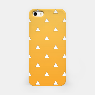 Miniature de image de Zenitsu Pattern iPhone Case, Live Heroes