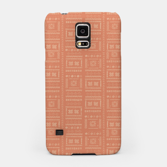 Thumbnail image of Bohemian Oriental Traditional African Moroccan Style Pattern Samsung Case, Live Heroes