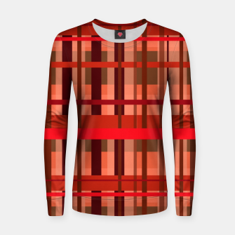 Fall Plaid Women sweater thumbnail image