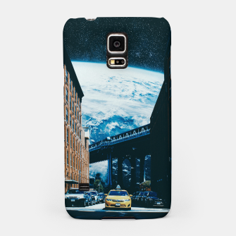 Thumbnail image of Intergalactic Taxi Samsung Case, Live Heroes