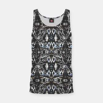 Thumbnail image of Modern Tribal Geometric Print Tank Top, Live Heroes
