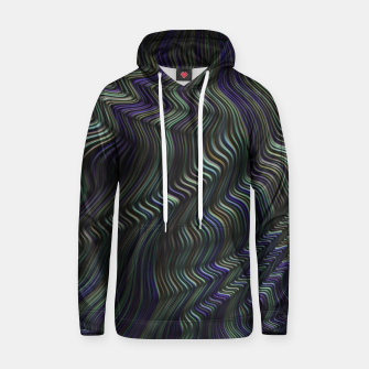 Thumbnail image of Blue Green Wave Hoodie, Live Heroes