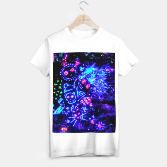 Thumbnail image of for best friend T-shirt regular, Live Heroes