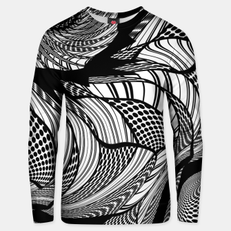 Thumbnail image of Distortions Ver6 - Unisex sweater, Live Heroes