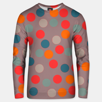 Thumbnail image of zappwaits - Pattern Unisex sweater, Live Heroes