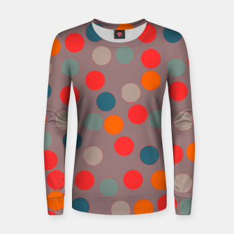 Thumbnail image of zappwaits - Pattern Women sweater, Live Heroes
