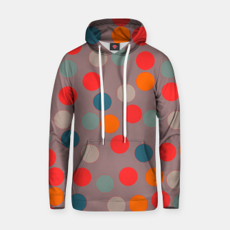 Thumbnail image of zappwaits - Pattern Hoodie, Live Heroes