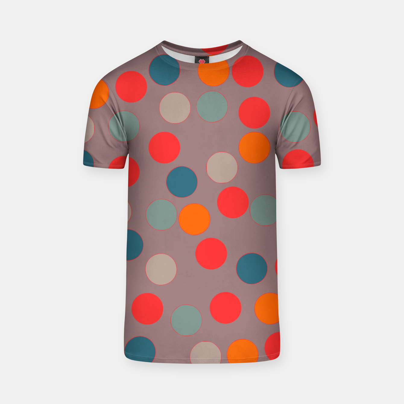 Image of zappwaits - Pattern T-shirt - Live Heroes