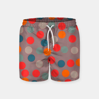 Thumbnail image of zappwaits - Pattern Swim Shorts, Live Heroes