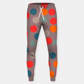 Thumbnail image of zappwaits - Pattern Sweatpants, Live Heroes