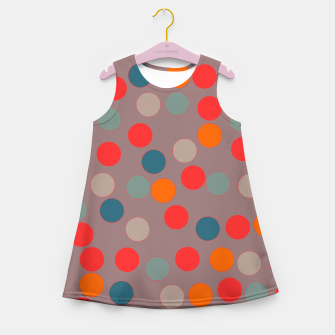 Thumbnail image of zappwaits - Pattern Girl's summer dress, Live Heroes
