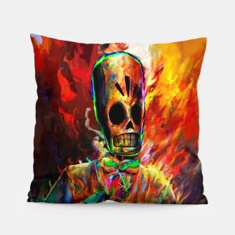 Thumbnail image of grim fandango 2 Pillow, Live Heroes