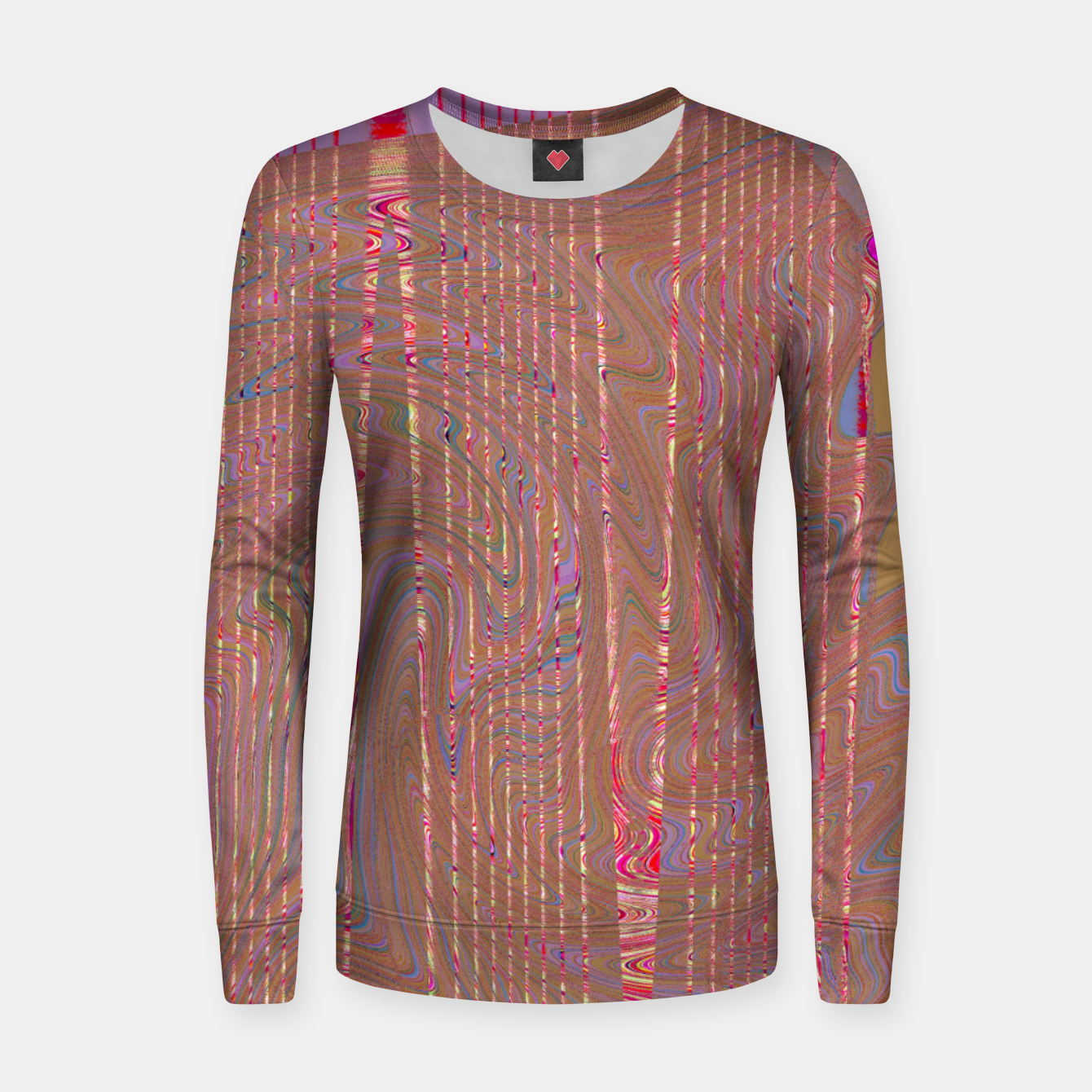 Image of REdgold Women sweater - Live Heroes