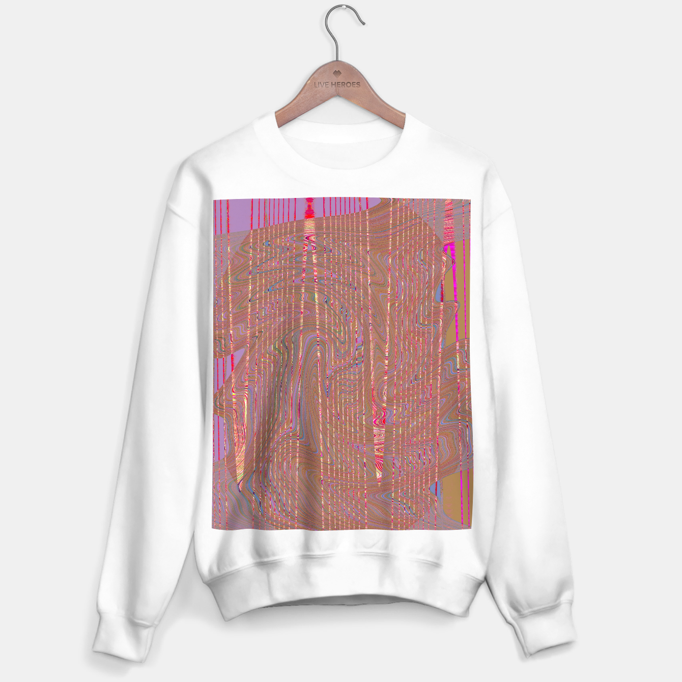 Image of REdgold Sweater regular - Live Heroes