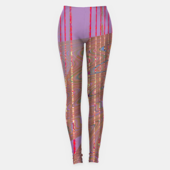 Thumbnail image of REdgold Leggings, Live Heroes