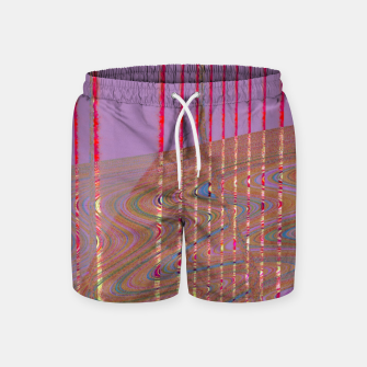 Thumbnail image of REdgold Swim Shorts, Live Heroes