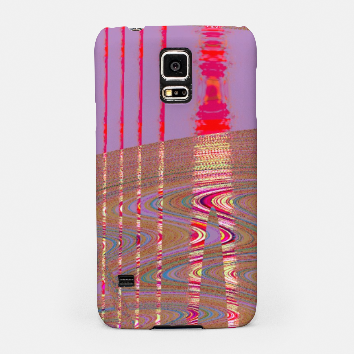 Image of REdgold Samsung Case - Live Heroes