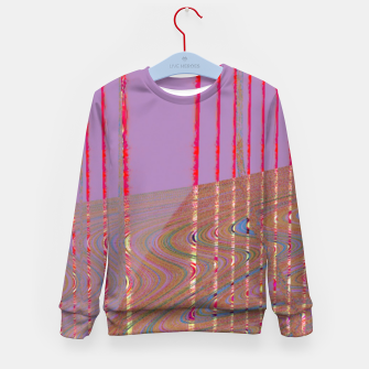Thumbnail image of REdgold Kid's sweater, Live Heroes