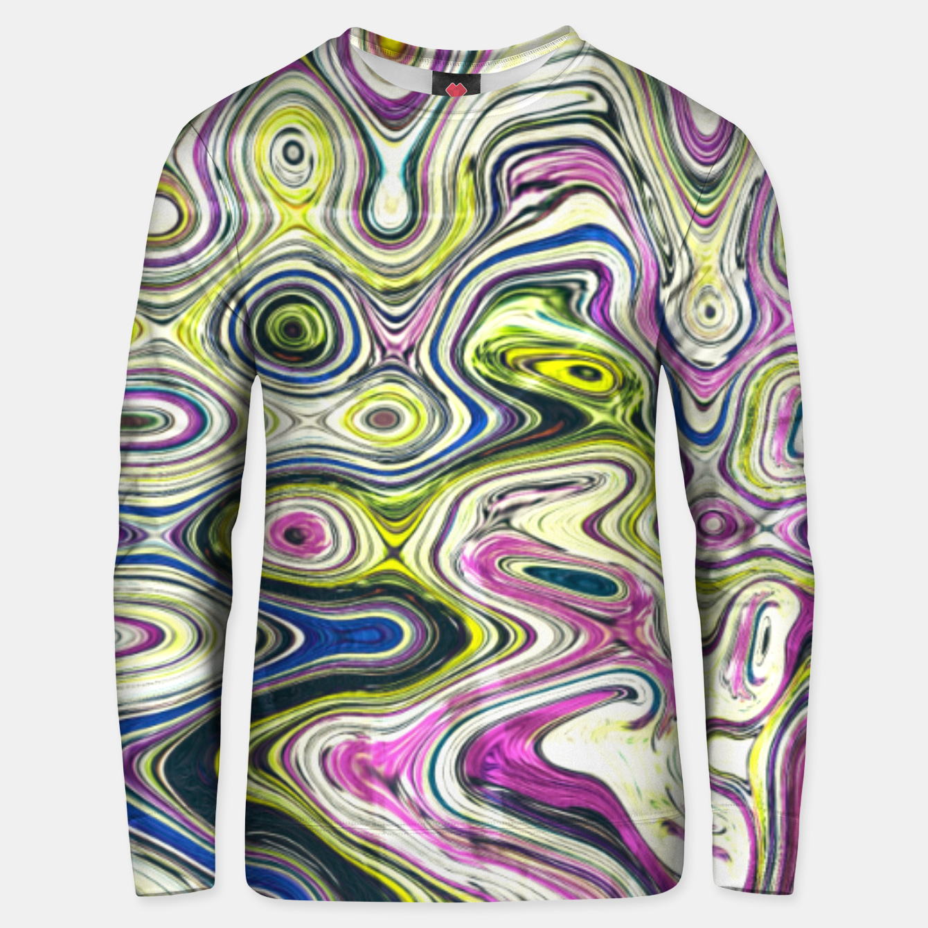 Image of DUPOT Unisex sweater - Live Heroes