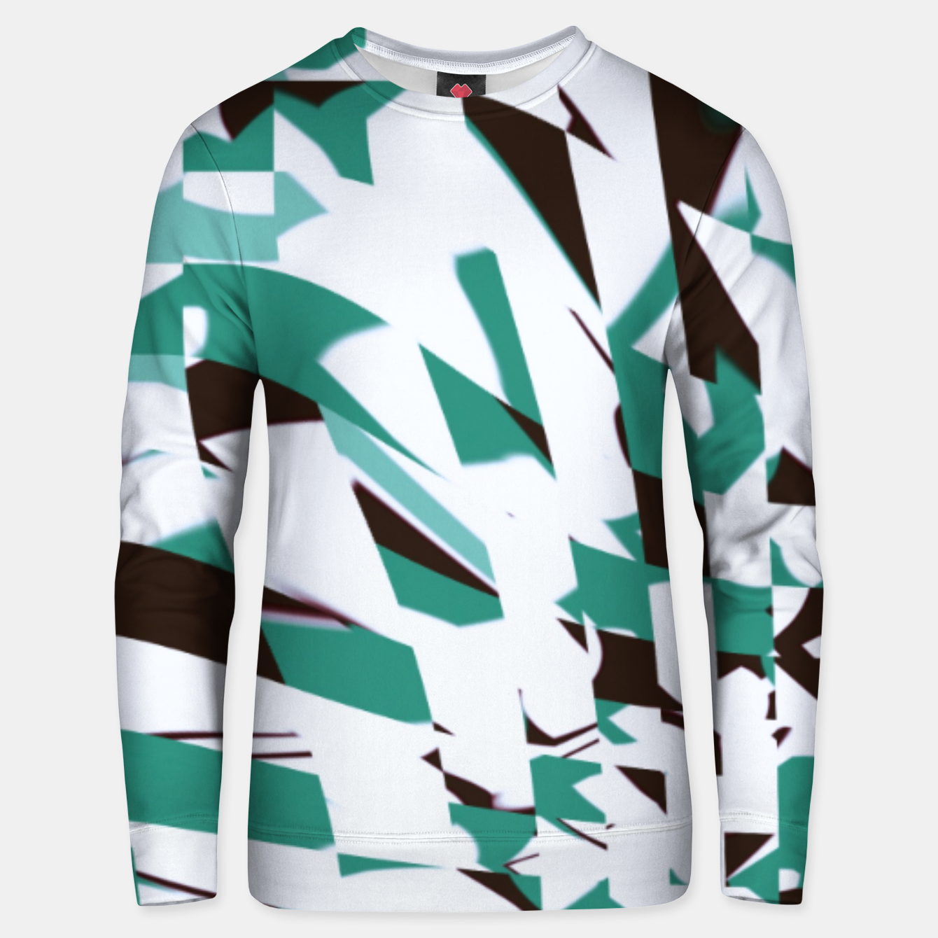 Image of hutry Unisex sweater - Live Heroes