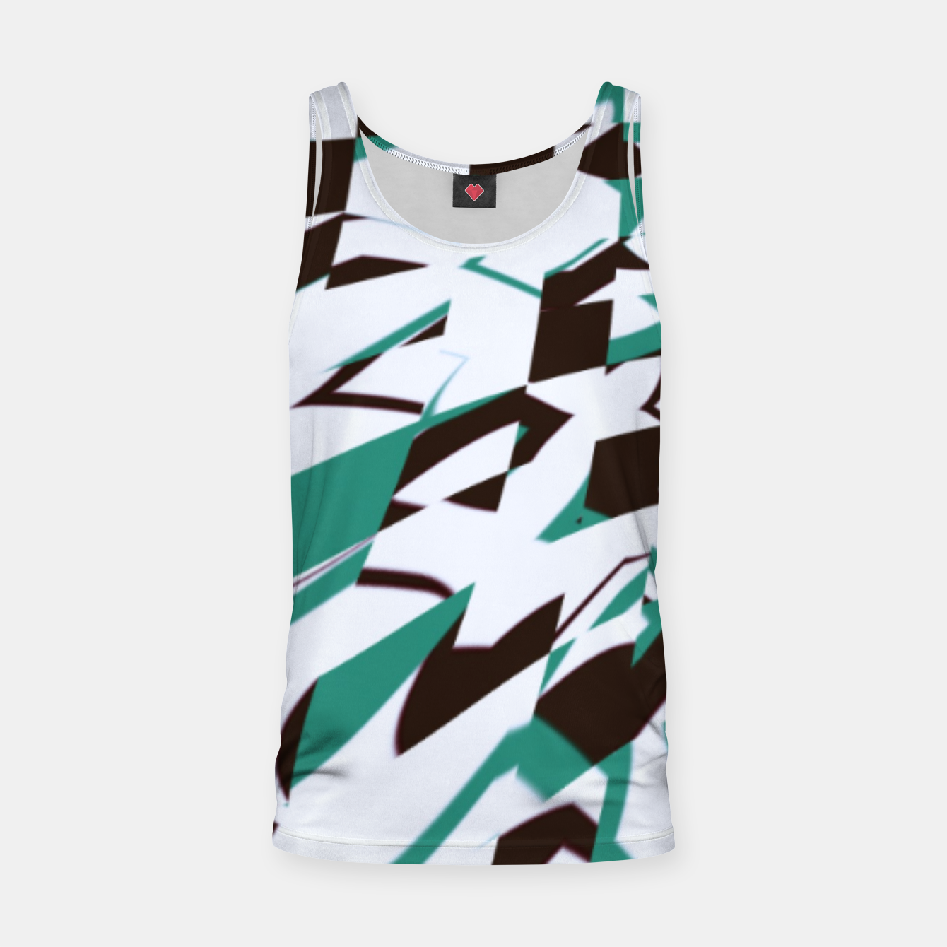 Image of hutry Tank Top - Live Heroes