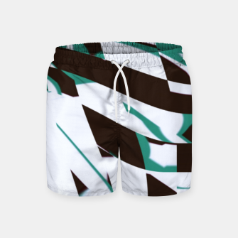 Thumbnail image of hutry Swim Shorts, Live Heroes