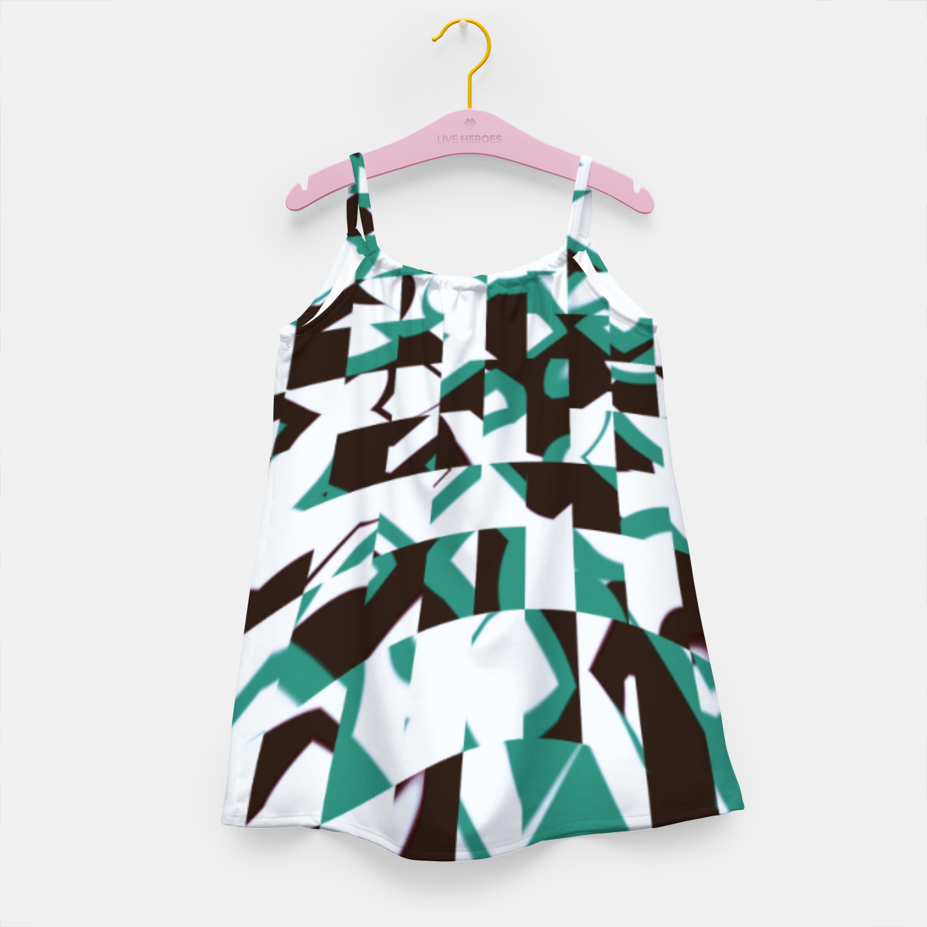 Image of hutry Girl's dress - Live Heroes