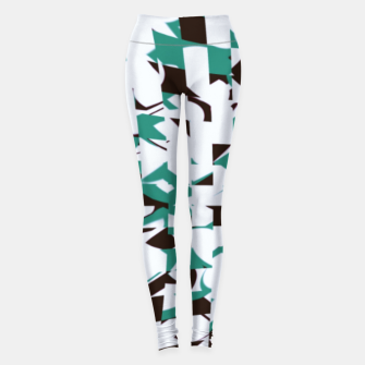Thumbnail image of hutry Leggings, Live Heroes