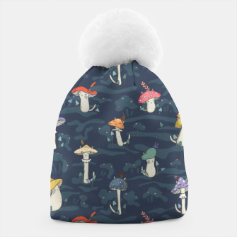 Thumbnail image of Forest ball of the mushroom cats Beanie, Live Heroes