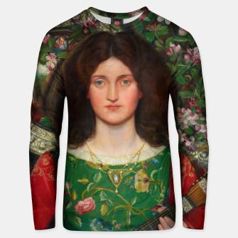 Thumbnail image of Musica (Melodía), 1895-97, Kate Elizabeth Bunce Sudadera unisex, Live Heroes
