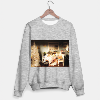 Thumbnail image of dollhouse christmas Sweater regular, Live Heroes