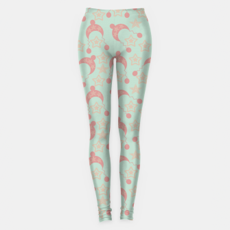 Thumbnail image of mauve winter hat Leggings, Live Heroes