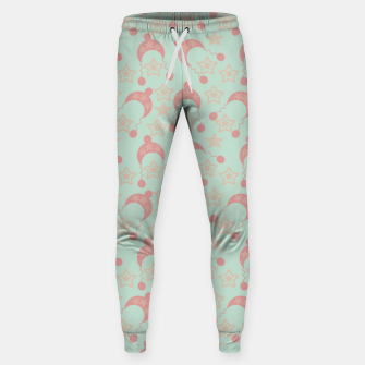 Thumbnail image of mauve winter hat Sweatpants, Live Heroes